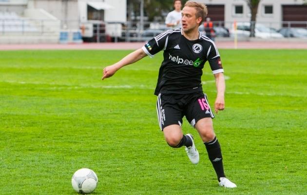 Pärnu JK-s on tagasi 2012. aastal Nõmme Kalju ridades Eesti meistriks tulnud Tanel Melts. Foto: Gertrud Alatare