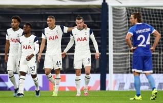 Tottenham sai Austria klubist jagu ning sammus Euroopa liigas kaheksandikfinaali