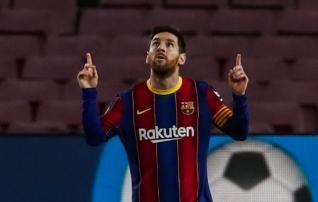 Messi meistriklass tõstis ta aasta teravaima jalaga ründajaks