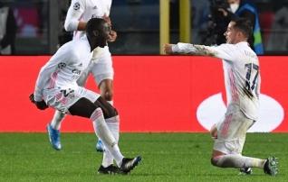 City astus veerandfinaali lävele, Real murdis kaheldavalt vähemusse jäetud Atalanta alles lõpu eel