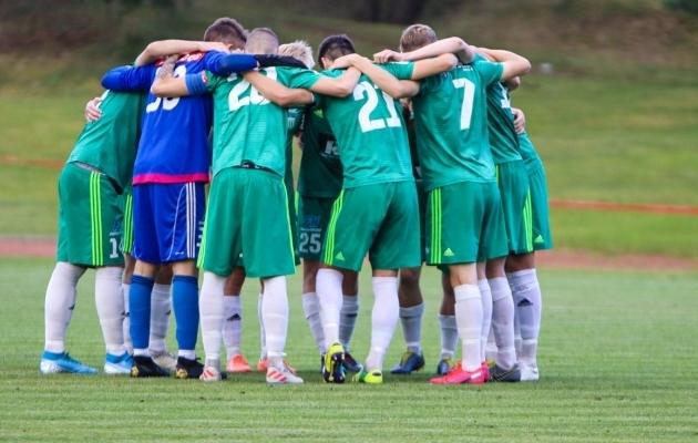 Mida suudab Tallinna FCI Levadia U21 uuel hooajal Esiliigas? Foto: Diana Jesin