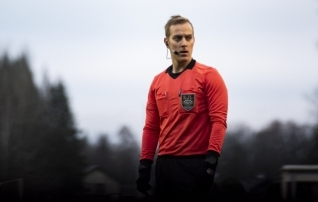 Eesti tippkohtunik: kui karjääri alustasin, siis ma isegi ei unistanud FIFA kategooriast