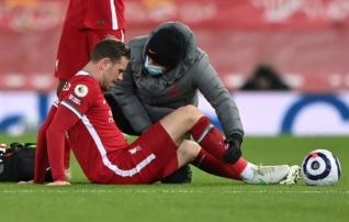 Liverpooli tabas taas halb uudis - Henderson jääb pikalt eemale