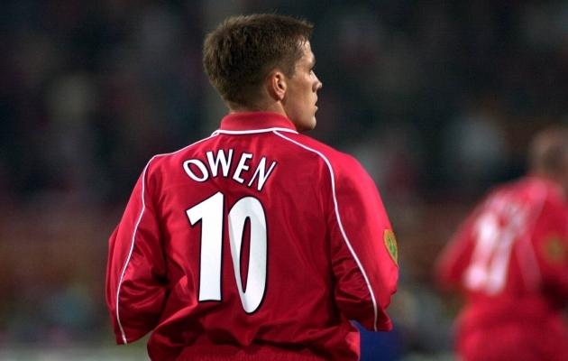 Karjäär ammu läbi, aga Michael Owen kukub endiselt värava lähedal liiga kergesti!
