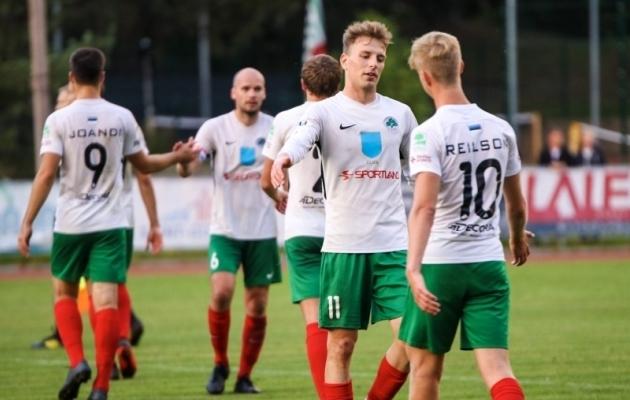 FC Elva ootab uuel hooajal noorte esiletõusu. Kes astub sammu edasi? Foto: Diana Jesin