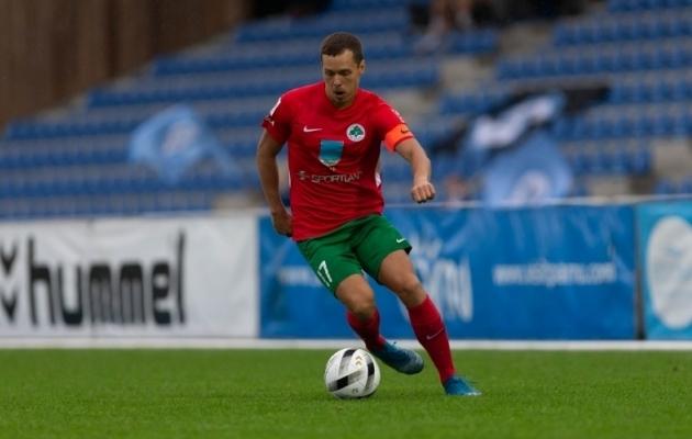 FC Elva endine kapten Jürgen Kuresoo. Foto: Raido Kull