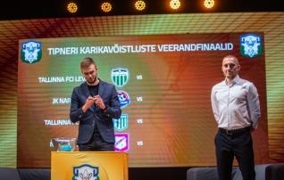 Selgusid karikasarja veerandfinaalide toimumisajad, kaks mängu Soccernet.ee ekraanil