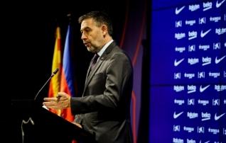 Barcelona skandaalne ekspresident võeti vahi alla, Messi ja Pique mustamine maksab kätte