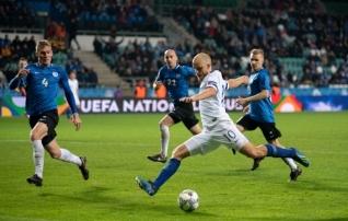 Eesti koondis saadab põhjanaabrid EM-finaalturniirile