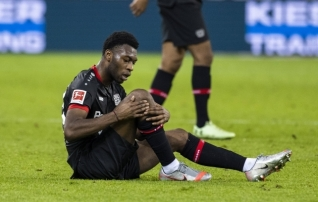 Leverkuseni kaitsja hooaeg on vigastuse tõttu läbi
