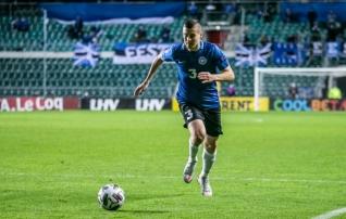 Pikk pääses Ungari kõrgliigas Ferencvarose vastu põhikoosseisu