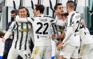 Suurepärane topeltvahetus tõmbas Juventuse Spezia vastu käima