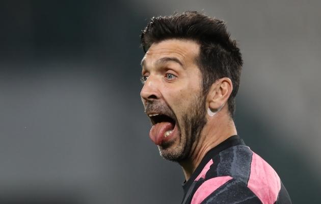 Kui kaua Gianluigi Buffon veel mängib? Foto: Scanpix / Jonathan Moscrop / Sportimage via PA Images