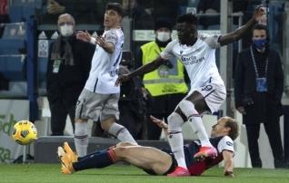 Suurepärane! Klavan kuulus üle pika aja algkoosseisu ja Cagliari tegi nullimängu