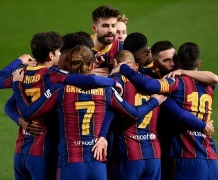 Ikkagi Barcelona: kaheväravaline kaotusseis avamängust pöörati lisaajal võiduks ja finaalikoht on tõsiasi