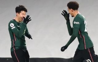 Tottenhami õnnepäev: kadunud poeg ja ebatavaline käemäng tõid rasked võidupunktid  (Everton esinelikus!)