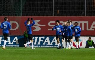 VAATA JÄRELE: Tallinna Kalev suutis Purje abiga noore Unitedi langetada