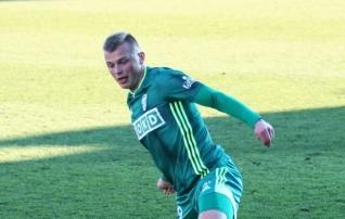 Karvina spordidirektor kiitis Sinjavskit: ta on kiire, väga hea mängija ja tal on kõik eeldused olemas