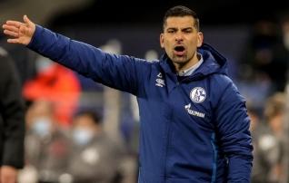 Schalke uus peatreener debüteeris viigiga Mainzi vastu