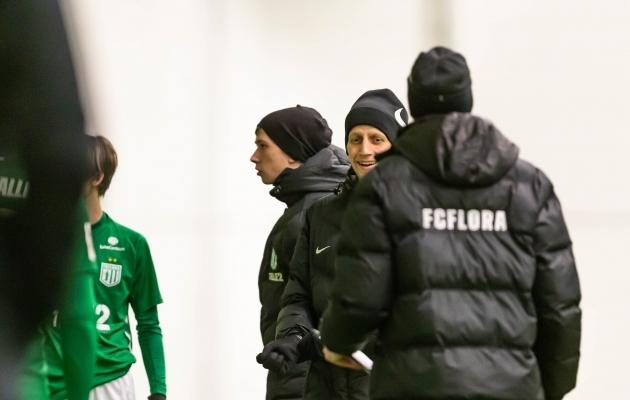 Flora U21 alustab täna oma Esiliiga hooaega, kuid ise nad seda veel ei teagi...