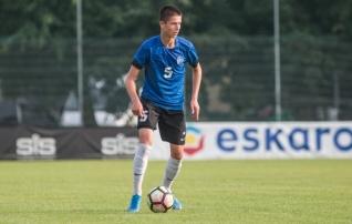 Vetkal pääses Roma U19 põhikoosseisu, Piht ja Tunjov võitsid Juventust