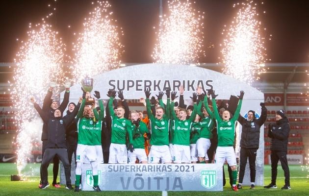 Eesti laulu võitis hoopis FC Flora!