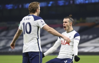 Pidu Tottenhamis: Bale mängib hinnasildi vääriliselt, Kane on endiselt hea ja võidud tulevad