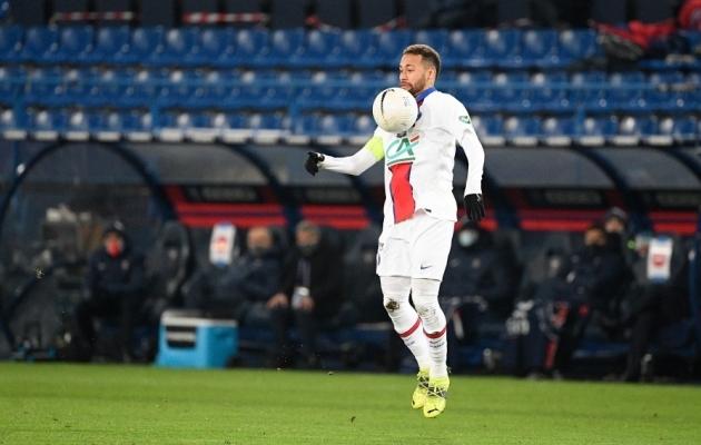 Neymar. Foto: Scanpix / Christophe Saidi / SIPA