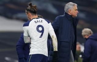 Mourinho: Bale on oma psühholoogilised probleemid ületanud