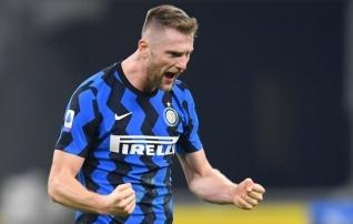 Inter kindlustas Atalanta vastu kohta tabelitipus