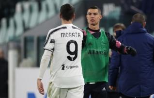 Juventus vaatab Ronaldo ja Morata otsa, Sevilla vajab samuti võitu
