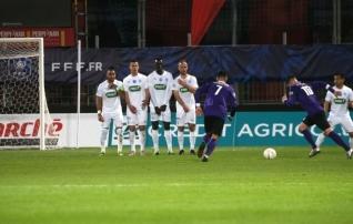 Neljanda liigatasandi amatöörid kukutasid Marseille karikasarjast