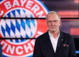 Müncheni Bayerni juhatuse esimees Karl-Heinz Rummenigge. Foto: Scanpix / imago / Martin Hoffmann