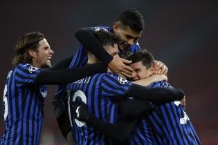 Atalanta jalgpallurid Andrea Agnelli meelest Meistrite liigas mängimist ei vääri. Foto: Scanpix / AP / Peter Dejong