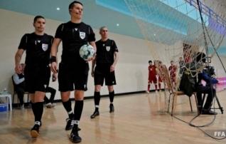 Eesti kohtunikud teenindasid Armeenias EM-valikmängu