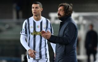Nedved: Pirlo ja Ronaldo jäävad Juventusesse