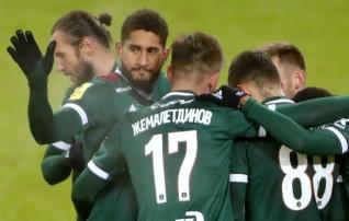 Lokomotiv aastal 2021 ainult võidab, Spartak alistas Dinamo