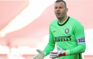 Koroona möllab Milanos: kõik Interi mängijad jäävad koondiseaknast eemale
