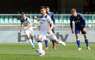 Atalanta sai neljanda resultatiivse penaltilööja ja liigub Meistrite liiga kursil