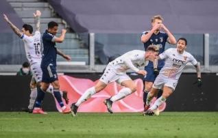 Tiitel rändab Milanosse? Juventus koperdas uustulnuka vastu