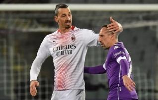 Ibrahimovic tegi taas ajalugu ja Milan kordas klubi rekordit
