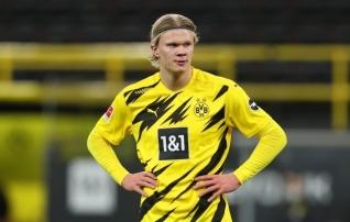 Haaland kuulujuttudest: mul on Dortmundis kolm aastat lepingut jäänud