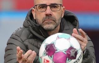 Mõõnav Leverkusen näitas peatreenerile ust ja püüab eurokohta päästa