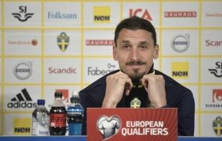 Rootsi koondisesse naasnud Ibrahimovic: see oli nagu debüüt