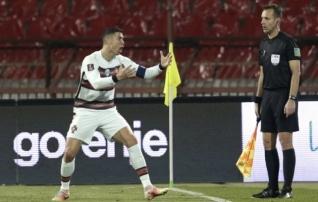 Viikide õhtu: Ronaldolt rööviti võiduvärav, Belgia oli Tšehhiga raskustes  (Malta ja Luksemburg üllatasid!)