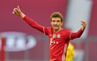 Müller: minu jaoks ei oleks probleem Bayerniga hüvasti jätta