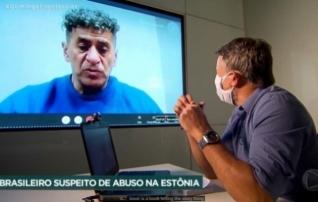 Brasiilia konservatiivne telejaam kohtleb Getuliot siidikinnastes. Ekstreener kurdab: ma olen Eestis nüüd tuntum kui president ...