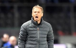 Klinsmann tegi Saksamaa maatasa: paar päeva nad oma nägu tänaval ei näita