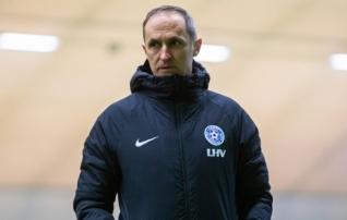 Intervjuu | Thomas Häberli: olen pettunud. Näitasime küll vaprat jalgpalli, aga mäng Valgevenega jääb kripeldama