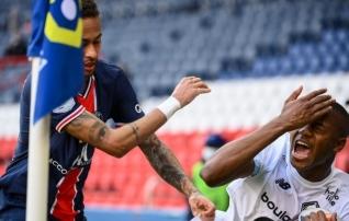 Neymar kaotas liidrite lahingus närvid ja PSG sai kolmanda kodukaotuse järjest